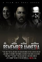 Remember Amnesia Movie Poster