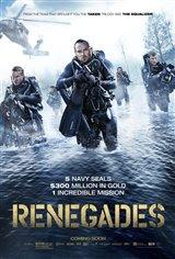 Renegades Movie Poster Movie Poster