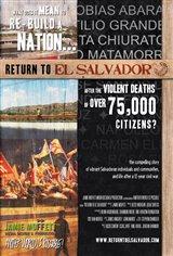 Return to El Salvador Movie Poster