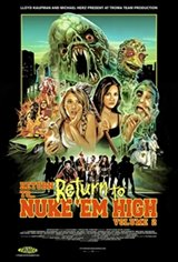 Return to Return to Nuke 'Em High Aka Vol. 2 Movie Poster