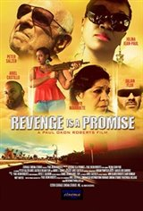 Revenge is a Promise Large Poster