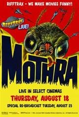 RiffTrax Live: Mothra Movie Poster