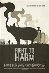 Right To Harm Large Poster