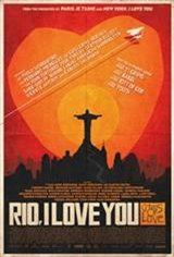 Rio, I Love You (Rio, Eu Te Amo) Movie Poster