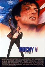 Rocky V Large Poster