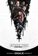 Rogue One: A Star Wars Story The IMAX 2D Experience in 70mm Movie Poster