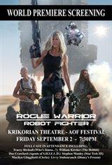 Rogue Warrior: Robot Fighter Movie Poster