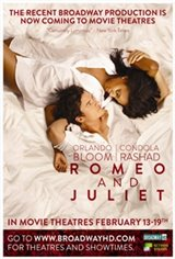 Romeo and Juliet: Broadway Revival Movie Poster