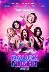 Rough Night Movie Poster Movie Poster