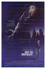 Round Midnight Movie Poster