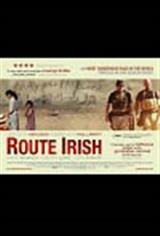 Route Irish Movie Poster