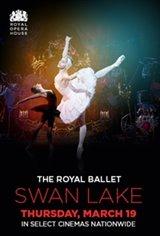 Royal Ballet: Swan Lake Movie Poster
