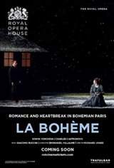 Royal Opera House: La Bohème Large Poster