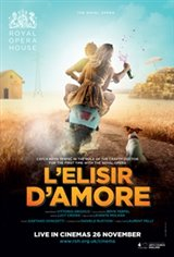 Royal Opera House: L'Elisir d'amore Movie Poster