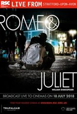 Royal Shakespeare Company: Romeo and Juliet Movie Poster
