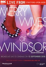 Royal Shakespeare Company: The Merry Wives of Windsor Large Poster