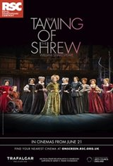 Royal Shakespeare Company: The Taming of the Shrew Movie Poster