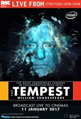 Royal Shakespeare Company: The Tempest ENCORE Movie Poster