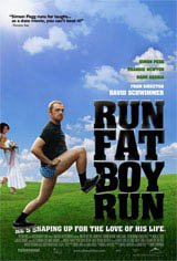 Run, Fat Boy, Run Movie Poster