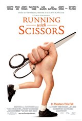 Running With Scissors Movie Poster