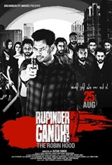 Rupinder Gandhi 2: The Robinhood Movie Poster