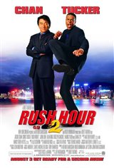 Rush Hour 2 Movie Poster Movie Poster