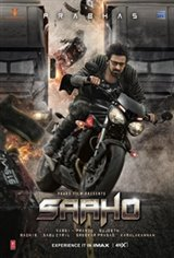Saaho: The IMAX Experience (Hindi w/English Subtitles) Movie Poster