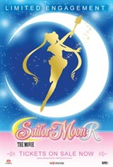 Sailor Moon R the Movie: The Promise of the Rose Movie Poster