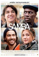 Samba Large Poster