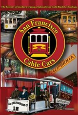 San Francisco Cable Cars Movie Poster