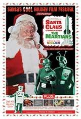 Santa Claus Conquers the Martians Movie Poster