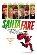 Santa Fake Movie Poster