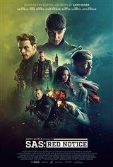 SAS: Red Notice Movie Poster