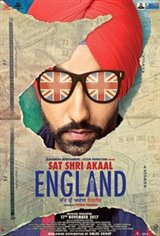 Sat Shri Akaal England Large Poster
