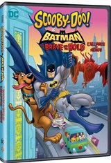 Scooby-Doo! & Batman: The Brave and the Bold Movie Poster