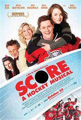Score: A Hockey Musical Movie Poster