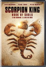Scorpion King: Book of Souls Movie Poster