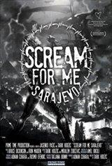 Scream for Me Sarajevo Movie Poster