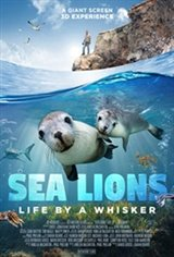 Sea Lions: Life by a Whisker Movie Poster