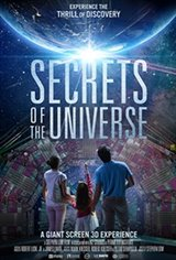 Secrets of the Universe Movie Poster