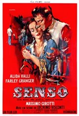 Senso Movie Poster