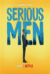 Serious Men (Netflix) Large Poster