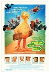 Sesame Street Presents: Follow That Bird! Movie Poster