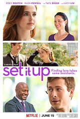 Set It Up (Netflix) Movie Poster