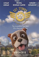 Sgt. Stubby: An Unlikely Hero Movie Poster