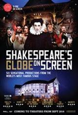 Shakespeare's Globe on Screen: The Taming of the Shrew Movie Poster