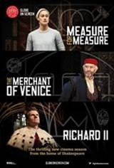 Shakespeare's Globe Theatre: Measure for Measure Large Poster
