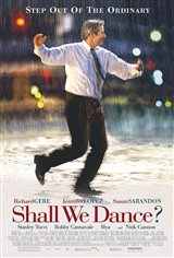 Shall We Dance? Movie Poster