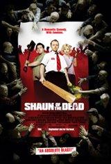Shaun et les zombies Movie Poster