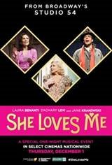 She Loves Me Large Poster